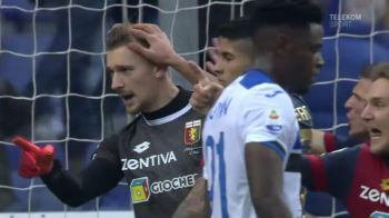"RADU A APARAT PENALTY IN SERIE A! Reactiile curg dupa o parada incredibila: ""Urmasul lui Handanovic la Inter!"" VIDEO"