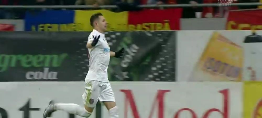 "FCSB - CFR Cluj 0-2 | El e omul serii! Ce a spus Deac despre executia senzationala: ""E clar ca asta se intampla foarte rar!"""