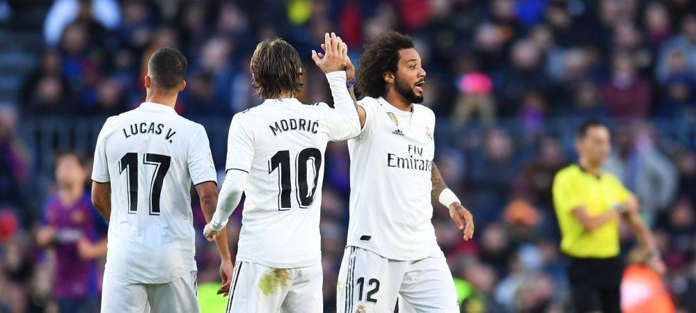 """Lectie de modestie marca Luka Modric! Oamenii ii cer sa marcheze mai mult, dar el se gandeste la altceva: """"Mie imi place sa fac asta"""""""