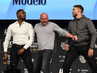 BOMBA! Il mai tineti pe Jon Jones, super campionul din UFC care a fost prins dopat de 2 ori? A fost prins dopat IAR :)