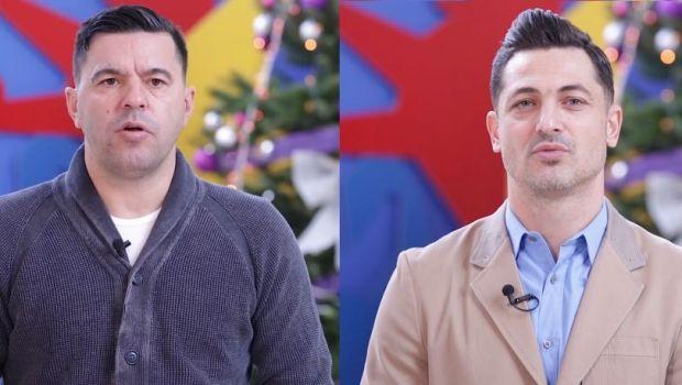 """Mesajul de Craciun al selectionerilor! """"Sa fim uniti si sa ducem Romania cat mai sus!"""" Ce isi doresc Contra si Radoi in 2019!"""