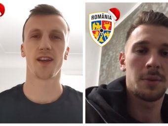 Mesajul de Craciun al capitanilor echipelor nationale! Chiriches, Radu, Manolache si Dragusin au acelasi vis: Sa duca Romania cat mai sus!   VIDEO