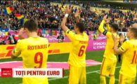 """Mesajul lui Cosmin Contra pentru suporteri: """"Sarbatori Fericite! Numai impreuna vom reusi calificarea la Euro! Hai, Romania!"""""""
