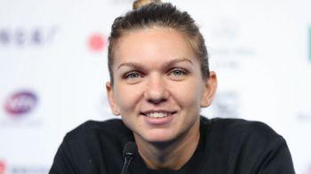 """Simona Halep si-a ales echipa pentru noul sezon! Cu cine merge la Australian Open: """"Sunt foarte fericita!"""""""