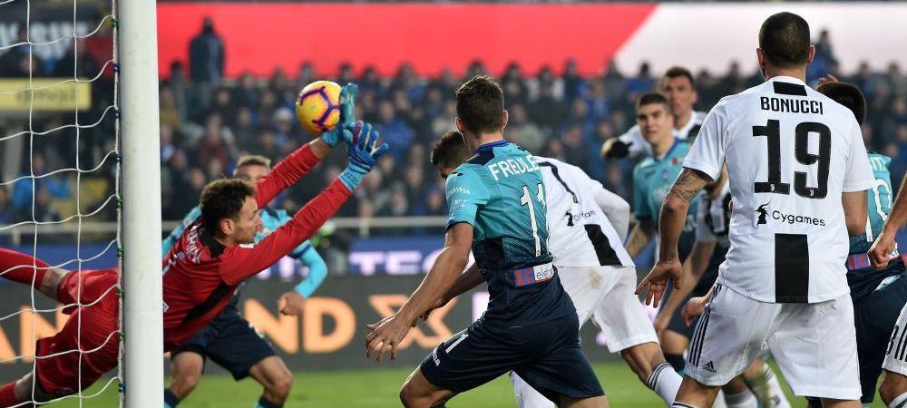A 3-a infrangere in ultimele 4 etape pentru Guardiola! Liverpool, Tottenham si United s-au distrat de Boxing Day   Andone a intrat pe final! Brighton 1-1 Arsenal   GOL Ronaldo in Atalanta 2-2 Juventus