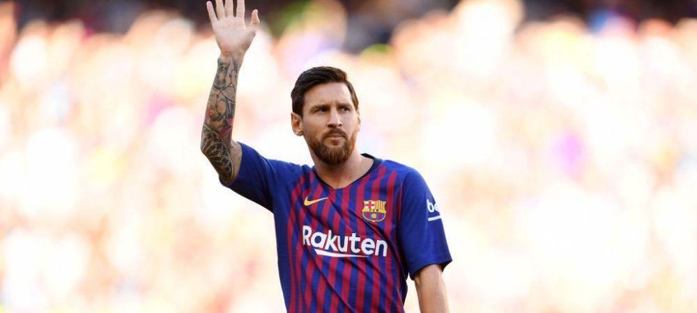 Cum se va descurca Barcelona fara Messi! Semnal de alarma pentru catalani!