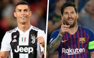 Messi, REPLICA MOMENTULUI pentru Cristiano Ronaldo! Ce spune despre un transfer surpriza in Italia