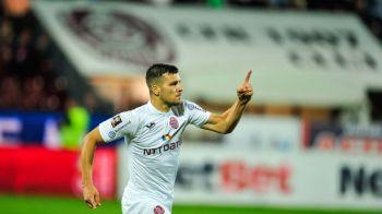 Transfer BOMBA in Liga 1! O echipa calificata in optimile UEFA Champions League a facut OFERTA pentru Tucudean