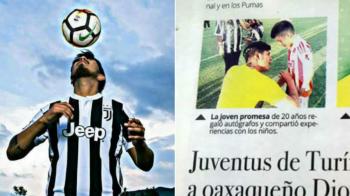 Ce s-a intamplat cu omul care s-a PREFACUT ca e coleg cu Ronaldo la Juventus! Isi facuse profil de fotbalist pe retelele de socializare. FOTO