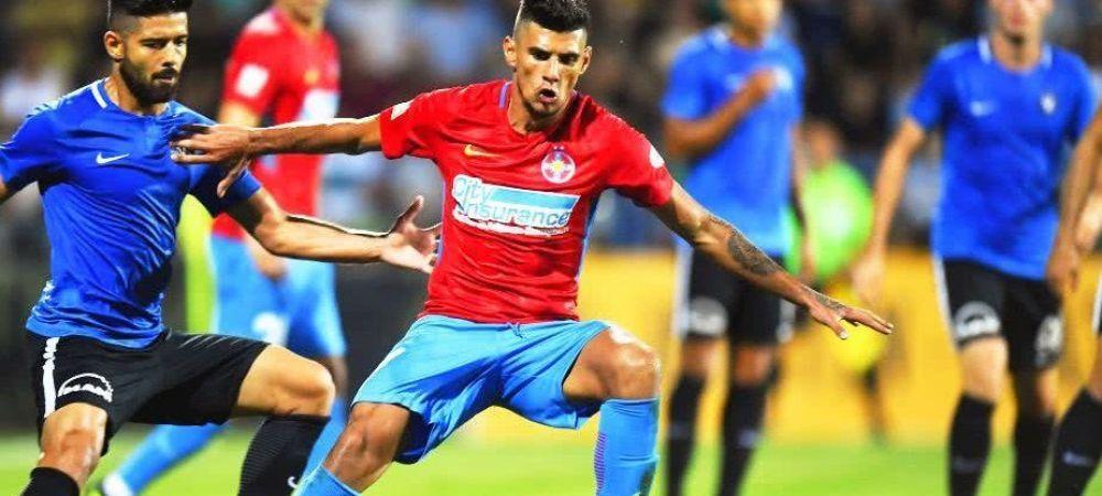 Inca o lovitura primita de Becali! Unul dintre cei mai buni jucatori din Liga 1 NU se gandeste la oferta FCSB-ului