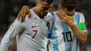 Pleaca Messi de la Barcelona ca sa continue RAZBOIUL cu Ronaldo?! Mesajul de ultima ora transmis lui Cristiano