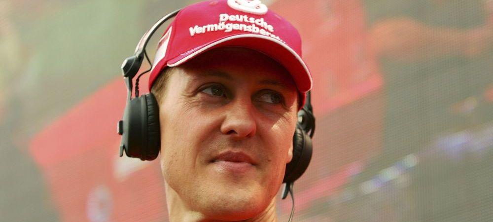 Familia lui Michael Schumacher face un anunt urias la fix 5 ani de la cumplitul accident al marelui campion! Pe 3 ianuarie, el implineste 50 de ani