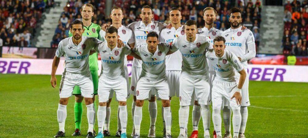 CFR Cluj vrea sa vanda jucatori de 3.000.000 euro! Ce se afla in spatele deciziei si ce fotbalisti pot pleca in iarna!