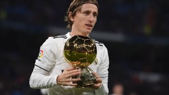 """Modric a refuzat prelungirea cu Real Madrid! Echipa cu care se afla in discutii Balonul de Aur 2018: """"Vrea peste 10.000.000 euro pe an"""""""
