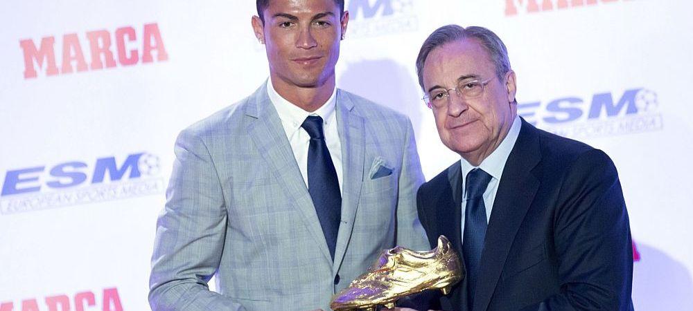 NEBUNIA SUPREMA a lui Perez! Cum plateste Cristiano Ronaldo TRANSFERUL GIGANT pregatit de Real: detalii incredibile despre mutarea soc din 2019