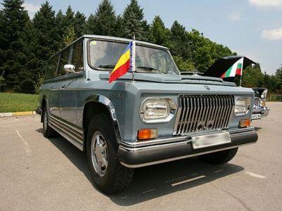 """""""Cadou"""" de final de an: ANAF scoate la licitatie un ARO! A fost masina preferata a lui Ceausescu: pretul de pornire de urias"""