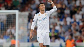 "Cristiano Ronaldo... ca Llullaku :) Situatie incredibila la Real Madrid: dovada clara ca ""galacticii"" au nevoie URGENTA de un BOMBARDIER"