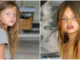 WOW! Cum a ajuns sa arate cea mai frumoasa fetita din lume! A devenit adult si a castigat un nou premiu. FOTO