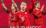 Mesaj special pentru fanii romani! Nemtii de la Bayern nu au uitat de suporterii din Romania si le-au multumit pentru sustinere: FOTO