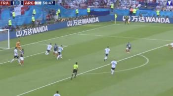 """""""Cand am vazut ca trage mi s-a facut teama!"""" :))) Cea mai tare declaratie a finalului de an! Ce a spus Mbappe despre golul GENIAL al lui Pavard contra Argentinei"""