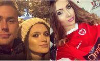 Noul titular din poarta lui Dinamo s-a cuplat cu sora supersexy unui alt fost dinamovist! Cei doi vor fi rivali in ultima etapa a sezonului regulat: FOTO