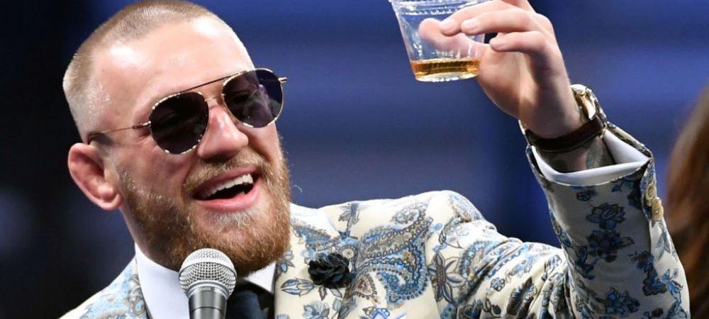 McGregor a detonat bomba la miezul noptii! Anuntul facut de Revelion a strans 3 milioane de LIKE-uri