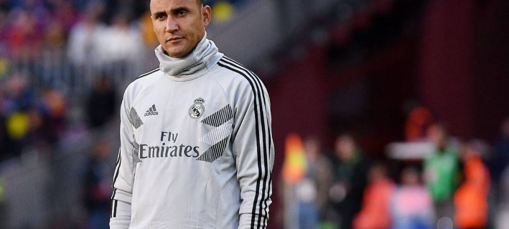 """Oferta neasteptata pentru Navas! Clubul care vrea sa il """"salveze"""" de la Real: suma ireala pentru portarul care a castigat trei titluri consecutive in Champions League"""