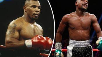 """Mike Tyson a explodat dupa circul facut de Mayweather in Japonia! Atac devastator: """"Cum indrazneste?! E un omulet! Un omulet speriat!"""""""