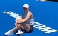 """Simona Halep, la Sydney: """"Sunt fericita sa ma intorc!"""" Mesajul trimis de Darren Cahill"""