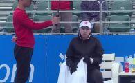 Sorana Cirstea, enervata la culme de organizatorii din China! Ce s-a intamplat la meciul cu Riske!
