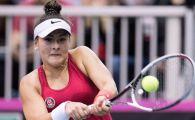 BOMBA inceputului de an! Bianca Andreescu a invins-o pe Caroline Wozniacki! Victorie categorica