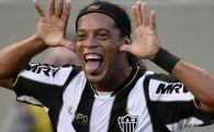 """Ce a facut Ronaldinho dupa ce i s-a INTERZIS sa paraseasca tara: """"Isi bate joc de noi!"""""""