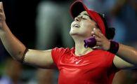 Bianca Andreescu, de neoprit! O noua victorie de senzatie la Auckland, dupa ce a trecut de Wozniacki