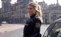 Ai vrea sa te aresteze ea! Cea mai SEXY politista s-a intors la locul de munca! Sefii i-au interzis sa mai pozeze in bikini. FOTO
