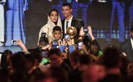 Ronaldo si Seherezada! Cum s-a imbracat Georgina in fata seicilor din Dubai. Aparitia inceputului de an! FOTO