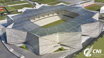 Modificare importanta pentru Stadionul Steaua! Planurile, schimbate total! Cum va arata. FOTO