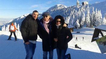 FOTO DE COLECTIE | Cum arata fiica lui Ilie Nastase! Nathalie a venit special in Romania pentru a petrece Revelionul alaturi de tatal ei