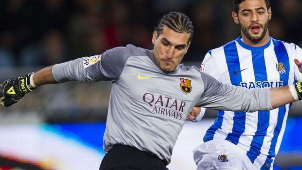 S-a lasat de fotbal si s-a apucat de CULTURISM! Transformarea incredibila a lui Pinto, fostul portar al Barcei! Cum a ajuns sa arate: FOTO