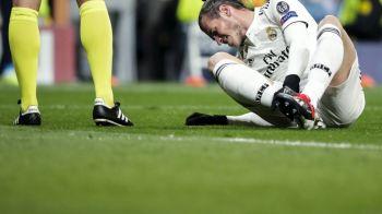 """""""MISTER CRISTAL"""" Cosmarul pentru Bale continua! A suferit a 22-a accidentare de cand e la Real Madrid! Cat timp va lipsi"""