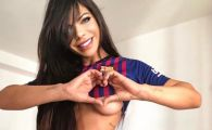 Gest incredibil facut de cea mai mare admiratoare a lui Messi. De ce si-a tatuat numele starului pe fund. FOTO