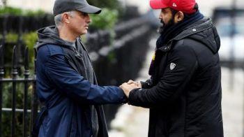 Ce a ajuns Mourinho! Un fan Manchester United l-a vazut prin Londra si s-a dus direct catre el. Ce i-a spus