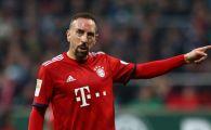 Ribery, atac GROTESC la adresa fanilor care l-au criticat. De la ce a pornit totul