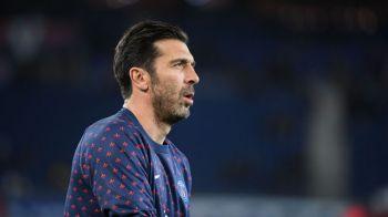 """""""Mi-am dat seama ca este momentul sa ma retrag!"""" Confesiunea incredibila a lui Buffon! Ce a patit in timpul unui meci"""