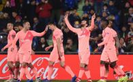 Messi si Suarez aduc victoria Barcelonei, 2-1 la Getafe | Real Madrid, IN GENUNCHI pe Bernabeu, 0-2 cu Real Sociedad | Sevilla 1-1 Atletico Madrid