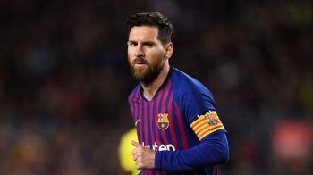 """INSULTA MILENIULUI! Ce oferta """"jignitoare"""" a putut sa faca Manchester City pentru Leo Messi"""