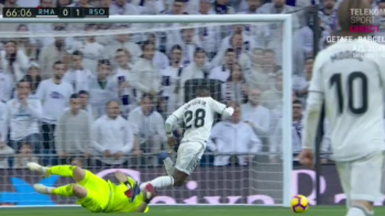 """VAR-ul si Realul lui Solari, niste ruine!"" Penalty NEACORDAT echipei din Madrid: reactii dure in presa din Spania"