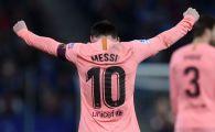 Alt an, acelasi Messi! Argentinianul e noul lider din clasamentul pentru Gheata de Aur dupa ce a marcat aseara! Cate goluri are peste Ronaldo