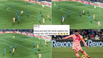 Messi a dat deja PASA ANULUI 2019! Faza SENZATIONALA cu care a eliminat jumatate din echipa adversa! VIDEO