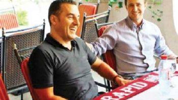 """Poveste / 10 ani de la ratarea afacerii care putea salva Rapidul. """"Reghe"""" trebuia sa fie antrenor, iar Anamaria Prodan devenea presedintele giulestenilor"""
