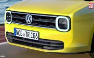 Volkswagen a anuntat primul concurent pentru Dacia! Cum arata Golf Light, masina low cost germana. FOTO